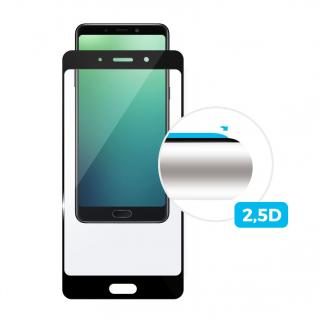 Tvrzené sklo FIXED Full-Cover pro Samsung Galaxy A7 , black