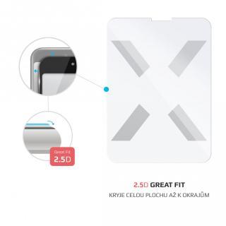 Tvrzené sklo FIXED pro Apple iPad Air 2020 transparent