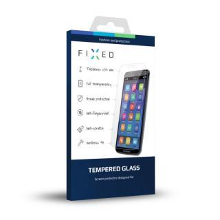 Tvrzené sklo FIXED Xiaomi Redmi Note 4 Global, Fullface, black
