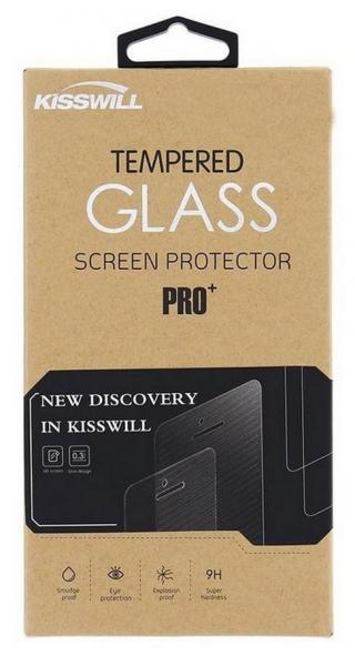 Tvrzené sklo Kisswill 9H 0,3mm univerzální pro displej 4,7
