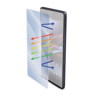 Tvrzené sklo na mobil pro Sony Xperia Z3  / Z4 CELLY Glass