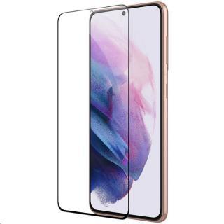 Tvrzené sklo Nillkin 2.5D CP  PRO pro Samsung Galaxy S21, černá