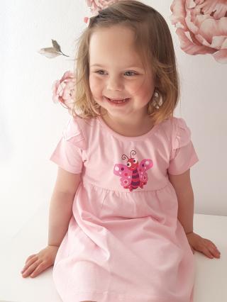 TXM INFANT GIRLS DRESS dámské Bright Pink 74