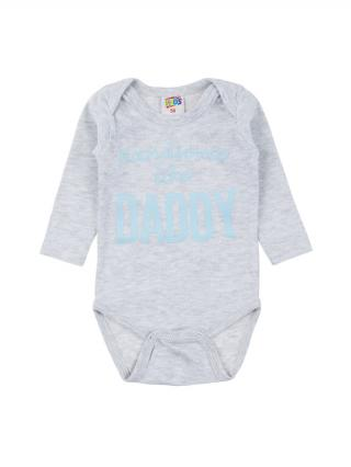 TXM Unisexs Body niemowlęce z długim rękawem dámské Other 86