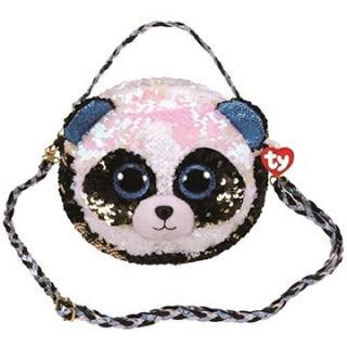 Ty Fashion Sequins kabelka s flitry BAMBOO - panda