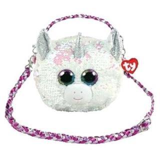 Ty Fashion Sequins kabelka s flitry DIAMOND - jednorožec