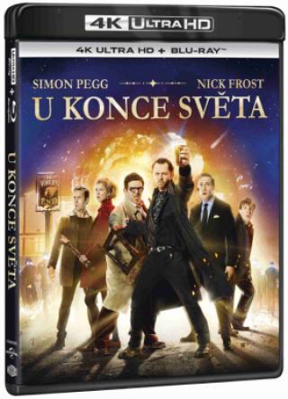 U Konce světa 4K Ultra HD   Blu-ray - 2BD