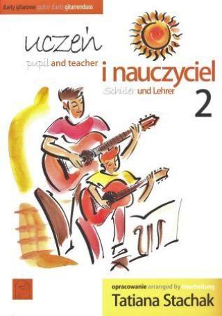 Uczein i nauczyciel 2 / Pupil and teacher 2 / Schüler und Lehrer 2