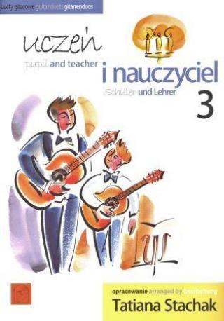 Uczein i nauczyciel 3 / Pupil and teacher 3 / Schüler und Lehrer 3