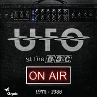 UFO – On Air: At The BBC 1974 - 1985