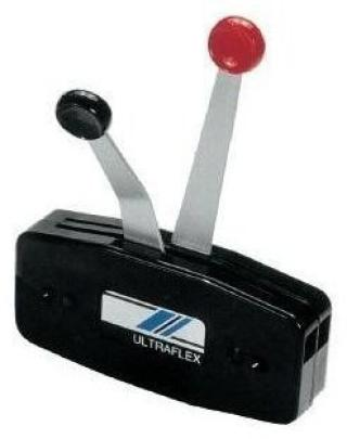 Ultraflex B49 Control unit 2-handle Black