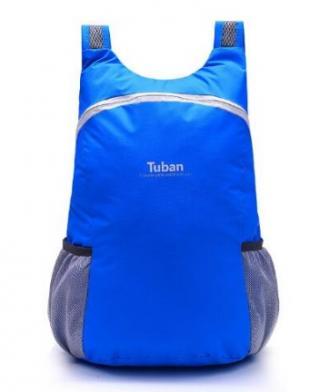 Ultralehký funkční batoh unisex - 6 barev Barva: modrá
