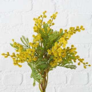 Umělá kytice mimosa