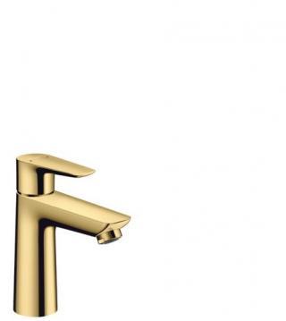 Umyvadlová baterie Hansgrohe Talis E bez výpusti leštěný vzhled zlata 71712990 ostatní leštěný vzhled zlata