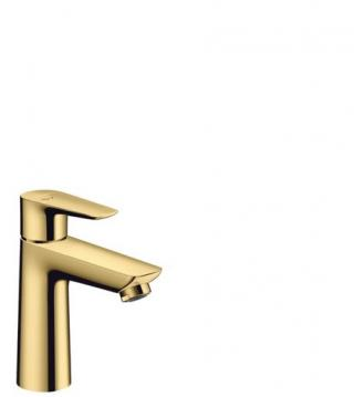 Umyvadlová baterie Hansgrohe Talis E bez výpusti leštěný vzhled zlata 71714990 ostatní leštěný vzhled zlata