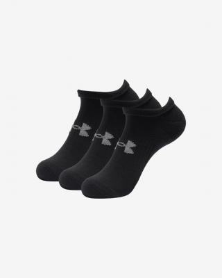 Under Armour Ponožky 3 páry Černá pánské M