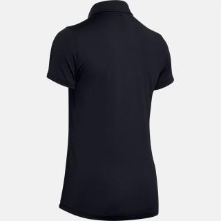 Under Armour Zinger Golf Polo Shirt Ladies černá S