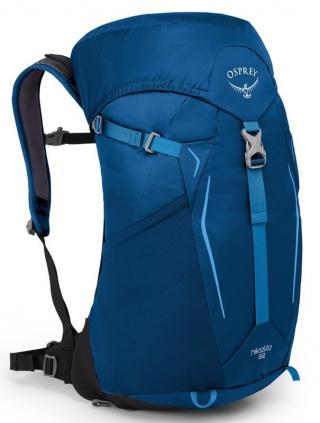 Unisex backpack Osprey HIKELITE 32L No color 32L