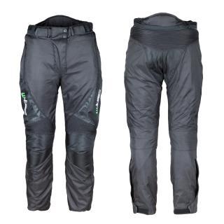 Unisex Motocyklové Kalhoty W-Tec Mihos New  Černá  S S