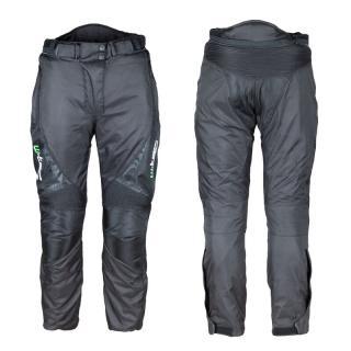 Unisex Motocyklové Kalhoty W-Tec Mihos New  Černá  Xl XL