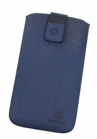 Univerzální pouzdro RedPoint Velvet Pocket 3XL tmavě modré