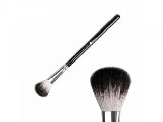 Univerzální štětec na make-up - černá barva