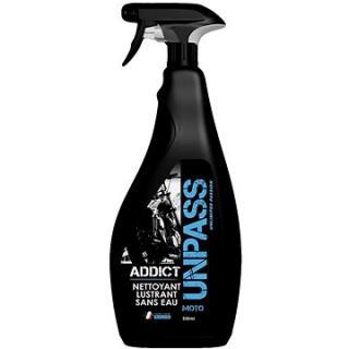 UNPASS ADDICT čistící a ochranný přípravek v rozpračovači 500 ml