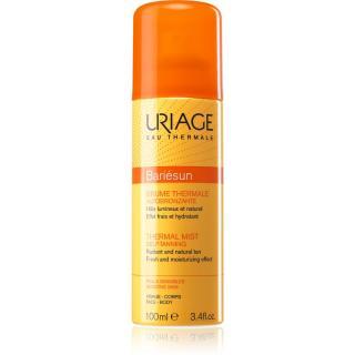 Uriage Bariésun Autobronzant samoopalovací sprej na tělo a obličej 100 ml dámské 100 ml