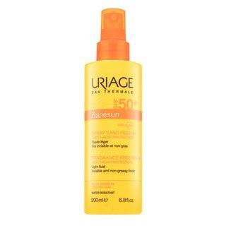 Uriage Bariésun Very High Protection Fragrance-Free Spray mléko na opalování ve spreji pro citlivou pleť 200 ml