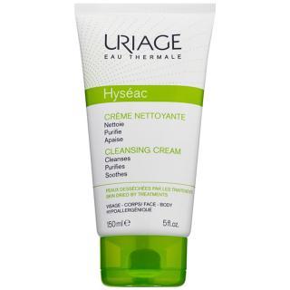 Uriage Hyséac čisticí krém pro mastnou pleť 150 ml dámské 150 ml