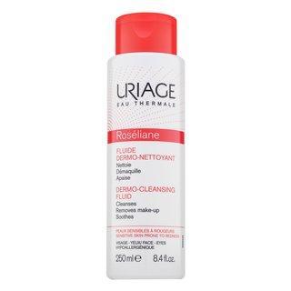 Uriage Roséliane Anti-Redness Dermo-Cleansing Fluid čistící balzám pro velmi citlivou pleť 250 ml