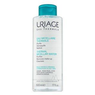 Uriage Thermal Micellar Water Combination To Oily Skin odličovací micelární voda pro normální/smíšenou pleť 500 ml