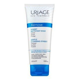 Uriage Xémose Gentle Cleansing Syndet zklidňující emulze pro suchou atopickou pokožku 200 ml