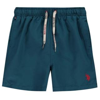 US Polo Assn USPA Core Swim Shorts pánské Other 6-7 Y