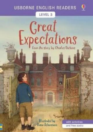 Usborne - English Readers 3 - Great expectations