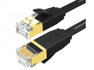 UTP kabel - 2 barvy Barva: černá, Typ: 1 m