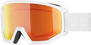 UVEX Athletic CV White/Mirror Orange/CV Green 20/21 dámské M