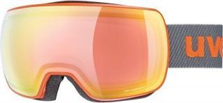 UVEX Compact FM Orange Mat/Mirror Rainbow 20/21 dámské M