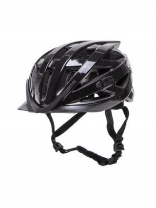 Uvex Cyklistická helma I-Vo 3D 4104290215 Černá 56_60CM