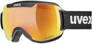 UVEX Downhill 2000 CV Black Mat/Mirror Orange/CV Green 20/21 pánské M