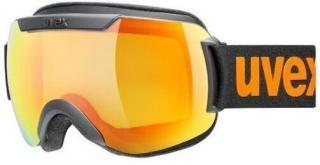 UVEX Downhill 2000 CV Black Mat/Mirror Orange/CV Yellow 20/21 pánské M