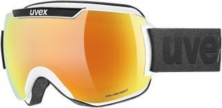UVEX Downhill 2000 CV White Black/Mirror Orange/CV Green 20/21 pánské M