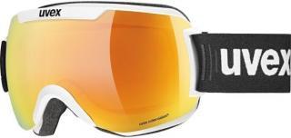 UVEX Downhill 2000 CV White Mat/Mirror Orange/CV Green 20/21 pánské M