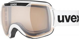 UVEX Downhill 2000 V White/Variomatic Silver Mirror 20/21 dámské M