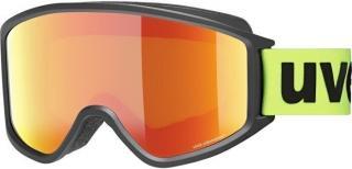 UVEX g.gl 3000 CV Black Mat/Mirror Orange/CV Green 20/21 pánské M