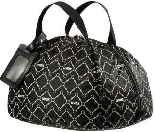 UVEX Helmet Bag Black Brown
