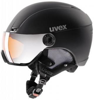 UVEX Hlmt 400 Visor Style Black Mat 53-58 cm 20/21 53-58 cm