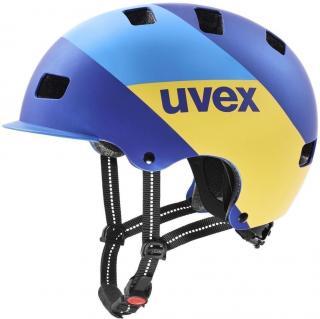 UVEX HLMT 5 Bike PRO Blue Energy Matt 58-61 58-61