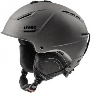 UVEX P1US 2.0 Black Met Mat 59-62 cm 17/18 59-62 cm