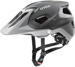 UVEX Quatro Integrale Grey Matt 56-61 56-61